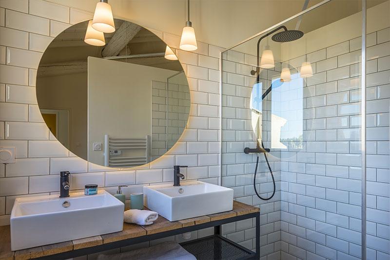 Mas Muscaris - salle de bains