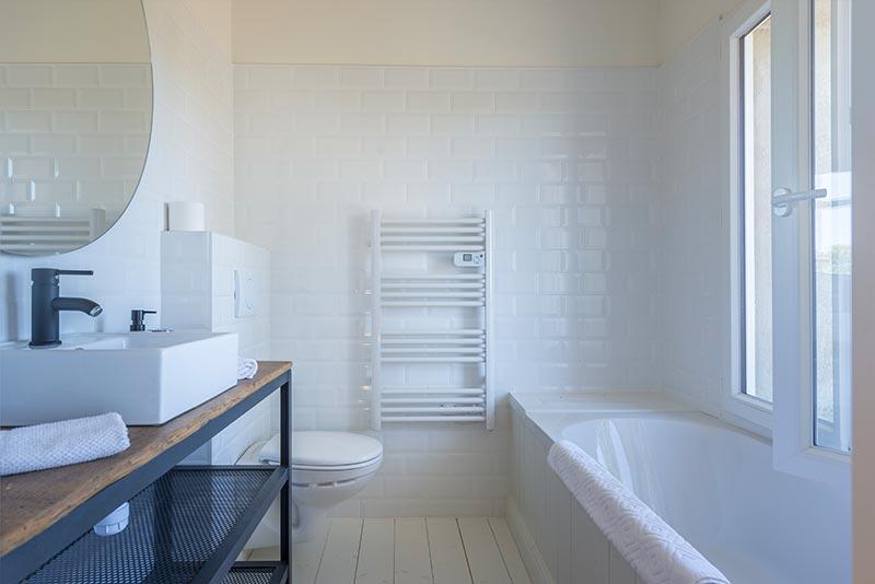 Mas Grenache - salle de bains
