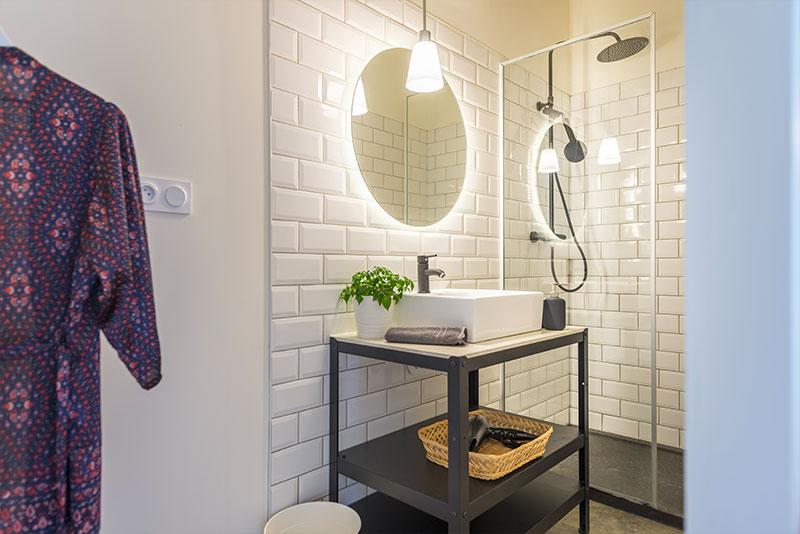 Mas Soreli - salle de bains